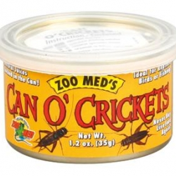 Zoo Med Can o Crickets 35G