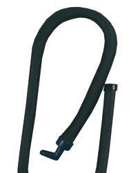 Cordoa De Ar Flexivel 45cm
