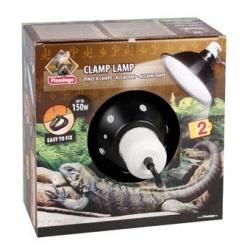 Clamp Lamp Max. 150W