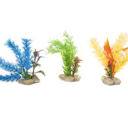 Planta Botanica Em Plastico Sort.