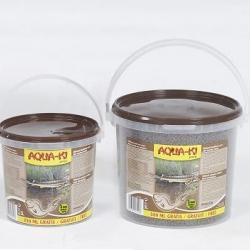 Aqua-Ki Castanho - Esturjao 2mm 10kg