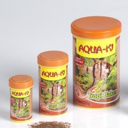 Aqua-Ki Tropi Flakes 250ml 50g
