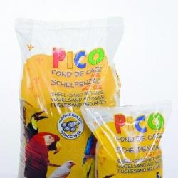 Tico - Areia Escura Anizada 5kg