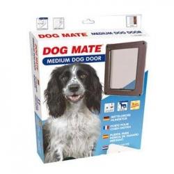 Dog Mate Medium Dog Door Cast.