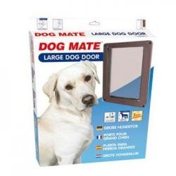 Dog Mate Dog Door L - Cast.