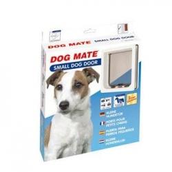 Dog Mate Small Dog Door Branco
