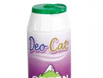 Deo Cat - Green Mountain 750g