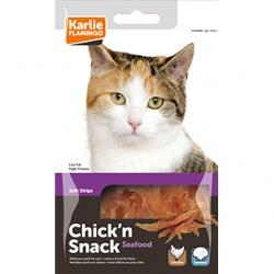 Chickn Soft Gato Tiras 85g