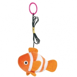 Peixe Nemo c/ Catnip