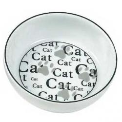 Comedouro em Ceramica P/ Gatos 13cm
