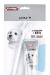 PetCare Dentrifrico + Escova de Dentes