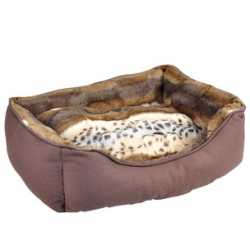 Dog Bed Lynx 60x50x17cm
