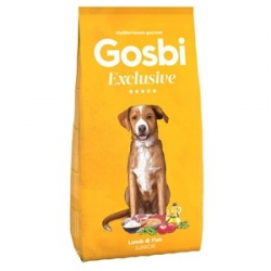 Gosbi Exclusive Junior Lamb&Fish 12kg