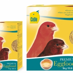 Cede Eggfood Canario Red 1kg