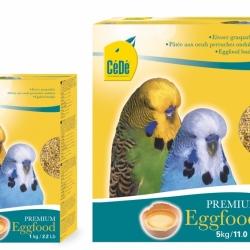 Cede Eggfood Periquito 1kg
