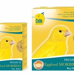 Cede Eggfood Morbido Canario 5kg