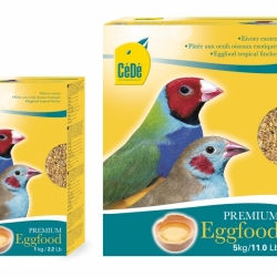 Cede Eggfood Exoticos 5kg