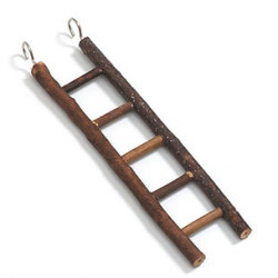 Parakeet Ladder 5 Steps 26cm