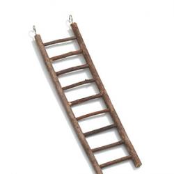 Parakeet Ladder 9 Steps 39cm