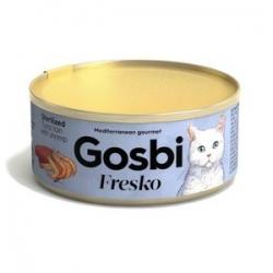 Gosbi Fresko Cat Atum c/ Gambas 70grs