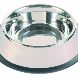 Inox Anti-slip Feeding Bowl Nr 3 O25cm 950ml
