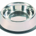 Inox Anti-slip Feeding Bowl Nr 4 O29cm 1890ml