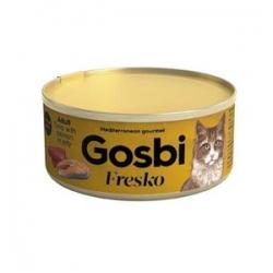 Gosbi Fresko Cat Atum c/ Salmao (pate) 70grs