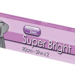 Az Super Bright 150cm 2x80w T5 Black
