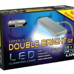 Az Super Slim Double Bright G2 Led 4.32w Black