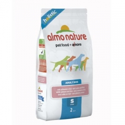 Small Adult - Salmao e Arroz 2kg