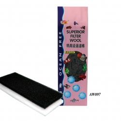 OF Super Bio Foam (Black 2cm + White 2cm)