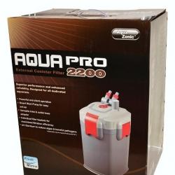 Az Filtro Externo Aqua Pro 2200 Ltr