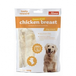 Filous Chicken Breast Freeze Dried 100g