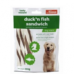Filous Duck Fish Sandwich 100g