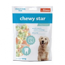 Filous Chewy Star 100g