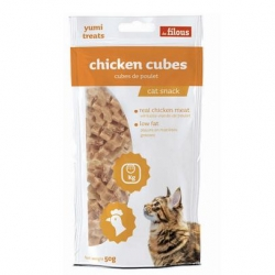 Filous Chicken Cubes 50g
