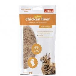 Filous Chicken Liever Cubes 50g