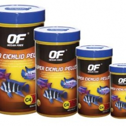Of Super Cichilid Mini Pellet 550ml 250g