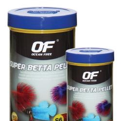 Of Super Betta Baby Pellet 110ml 60g