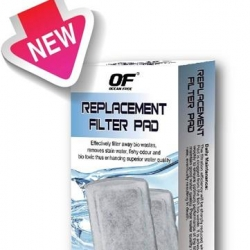 Of Replacement Ftr Pad For Ef109 110 111