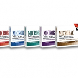 Of Microbac For Tropical Aquarium 30caps