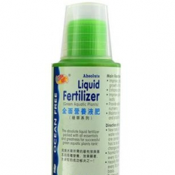 Of P1 - Liquid Fertilizer Green 120ml - 1200l