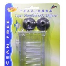 Of - Super Manifold Co2 Diffuser