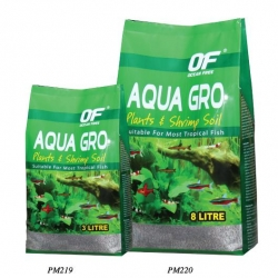 Of Aqua Gro Plants E Shrimpsoil - 8l