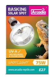 Basking Solar Spotlight E27 75W