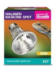 Reptile Halogen Basking Spot E27 50W