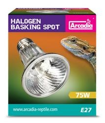 Reptile Halogen Basking Spot E27 75W