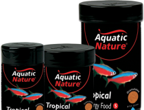 Aquatic Nature Tropical Energy Food S 124ml 60g