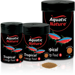Aquatic Nature Tropical Energy Food S 320ml 130g