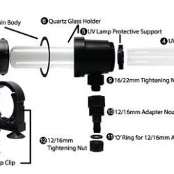 Az Sterilization Filter - 9w